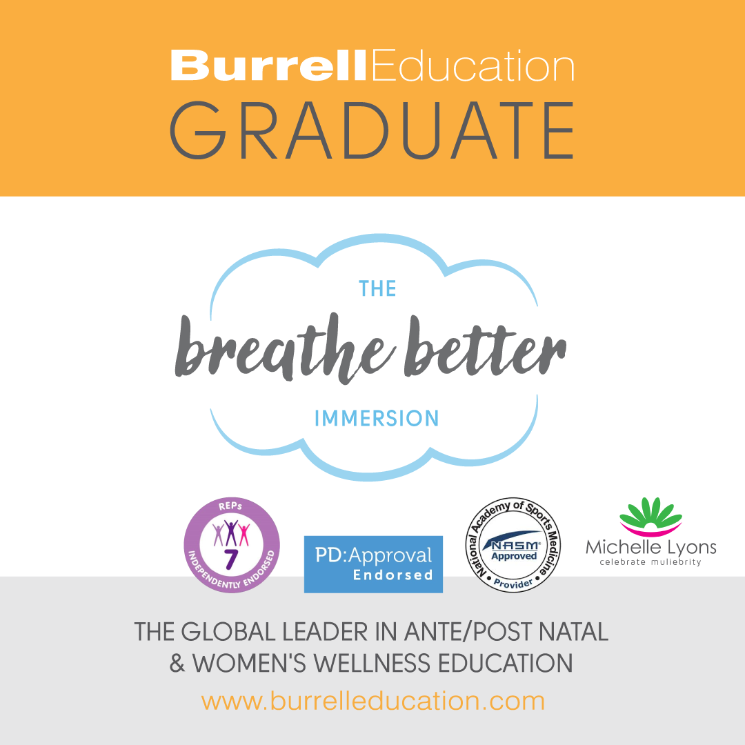 Burrell Education The Breathe Better Immersion