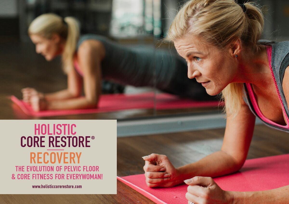Holistic Core Restore RECOVERY
